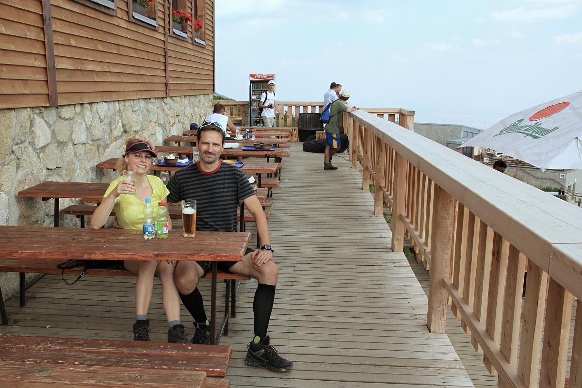 Relax po 6hod na cestě - Chata Solisko