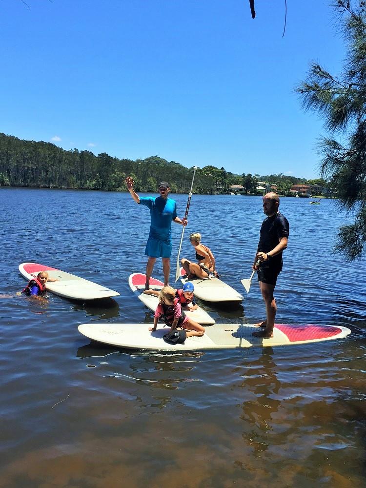 Naše grupa na surfech