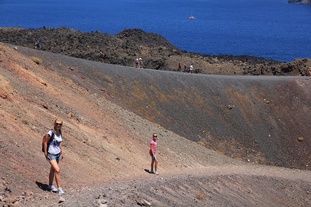 Procházka po vulkánech