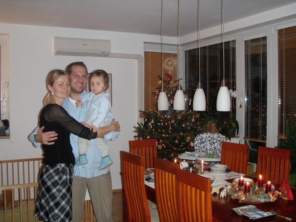Rodina jak z reklamy :-)