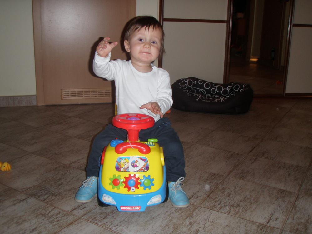 Malý šofér