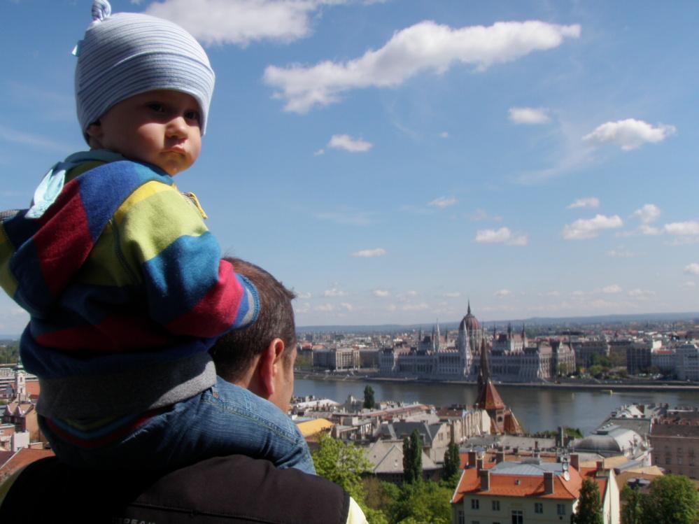 V Budapešti