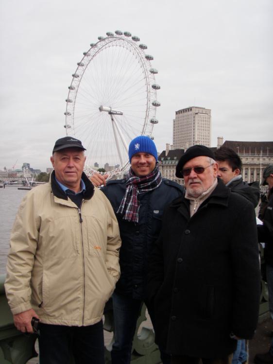 Před Londýnským okem