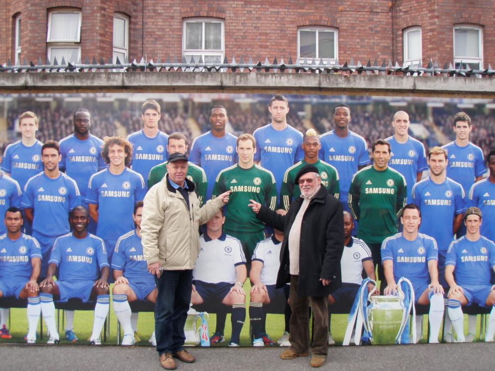 Kompletní sestava Chelsea